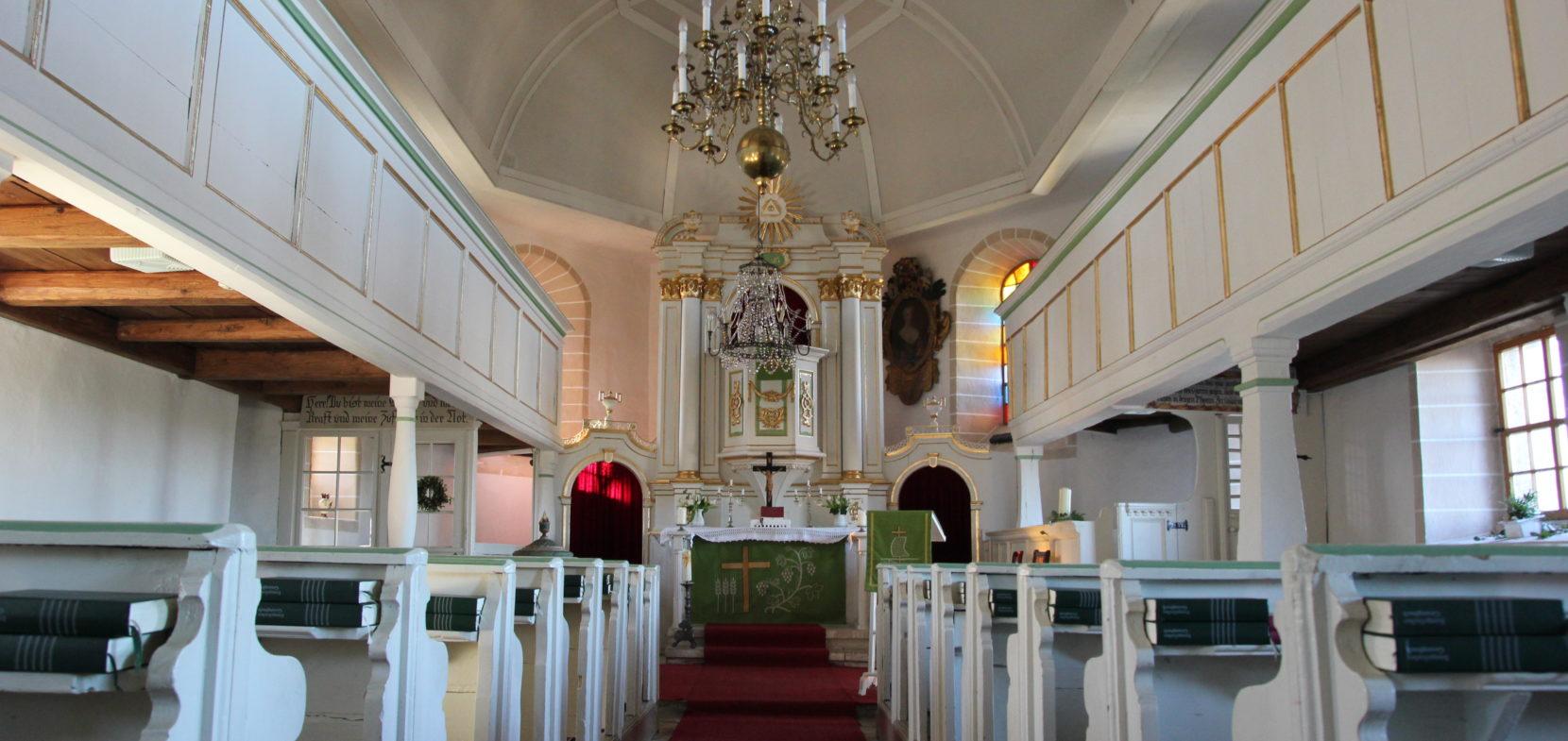 Kirche Börnersdorf