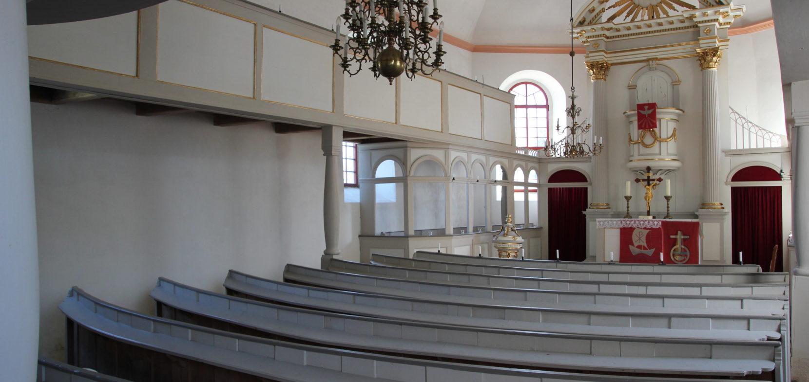 Kirche Breitenau