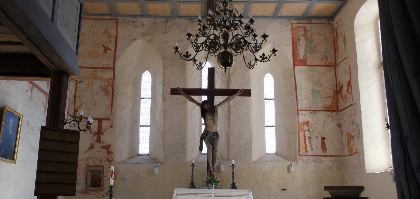 Kirche Döbra