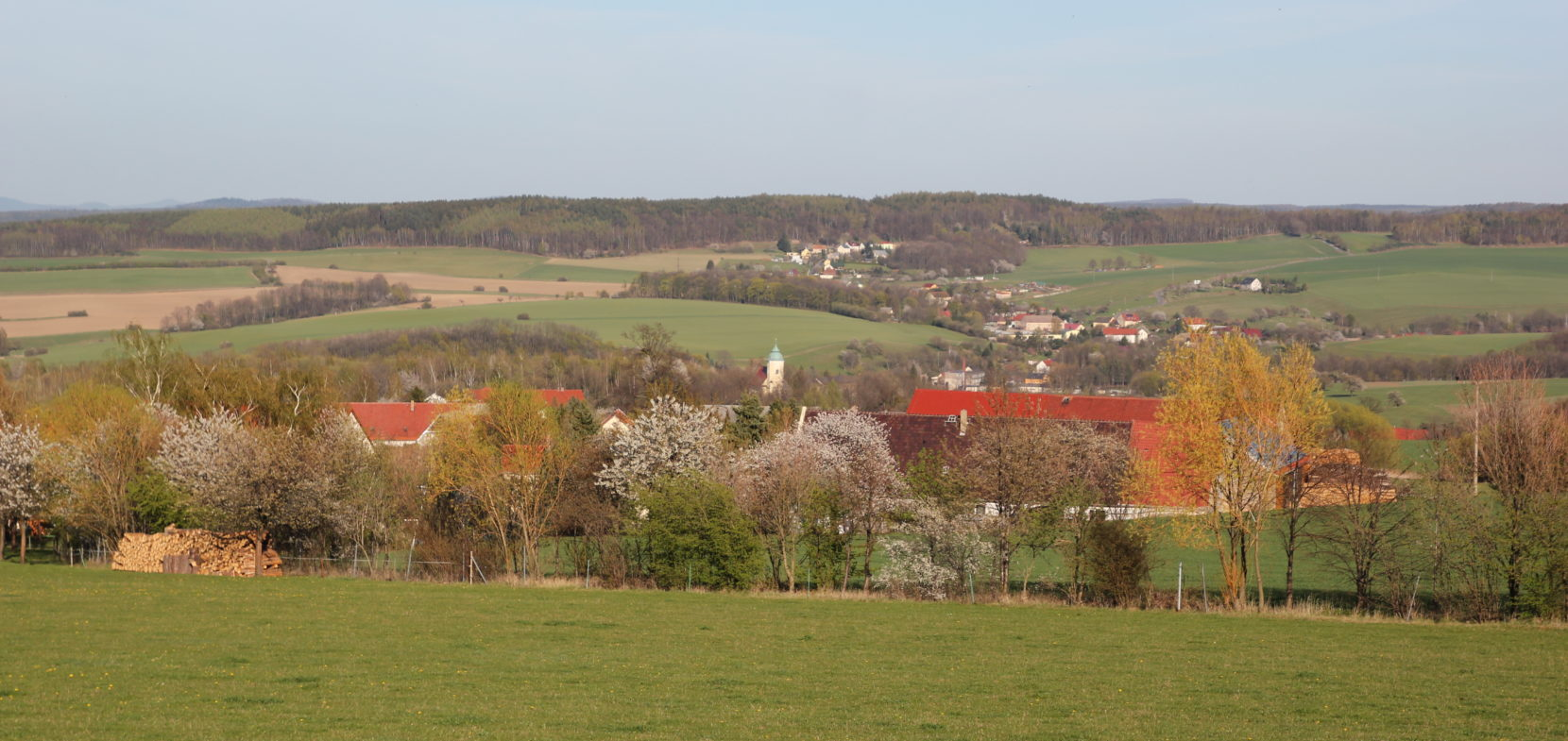 Kirche Borna